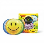 EXS Smiley Face 3-pack