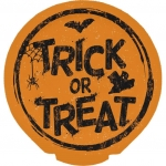 Happy Condoms Halloween Trick or Treat Circle 1 stk