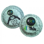 EXS Air Thin City Mix 1 stk