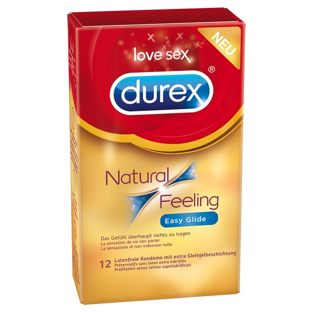 Durex Natural Feeling 12-pack