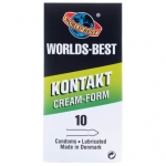 Worlds Best Kontakt Cream Form 10-pack