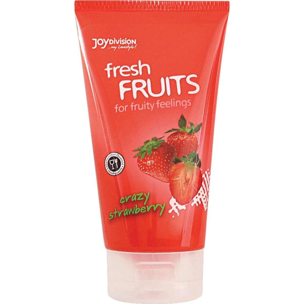 FreshFruits Jordbær 150 ml
