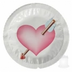 EXS Love Heart 1 stk